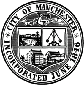 Official seal of Manchester