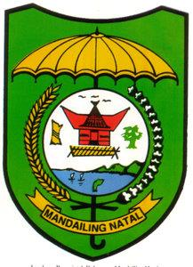 Official seal of Mandailing Natal Regency