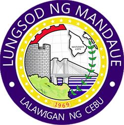 Official seal of Mandaue