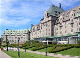 Manoir Richelieu in La Malbaie