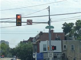 Mantua neighborhood in Philadelphia.