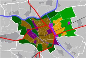 Location of Rosmalen