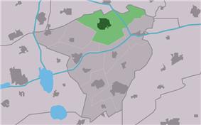Location of Buitenpost
