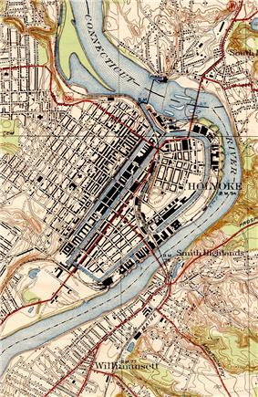 Holyoke Canal System