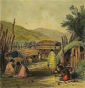 19th-century village life