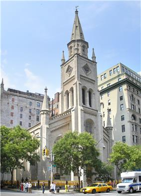 Marble Collegiate Reformed Church
