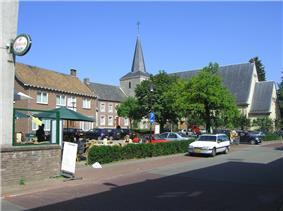 Square in Margraten