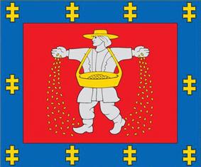 Flag of Marijampolė County