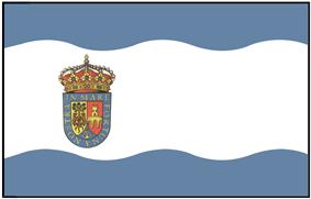 Flag of Marín