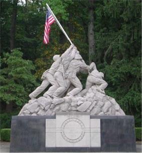Quantico Marine Corps Base Historic District