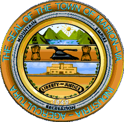 Official seal of Town of Marion, Virginia