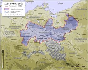 Location of Neumark