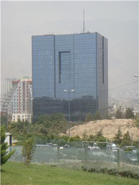 Headquarters in Tehran