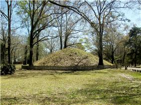 Marksville Prehistoric Indian Site