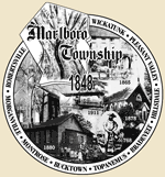 Official seal of Marlboro Township, New Jersey