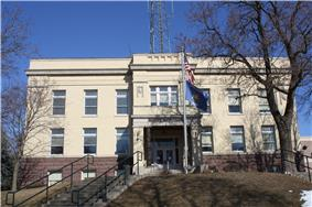 Marquette County Courthouse and Marquette County Sheriff's Office and Jail