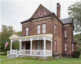 Oliver S. Marshall House