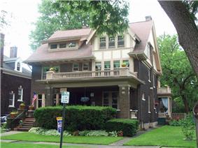 James G. Marshall House