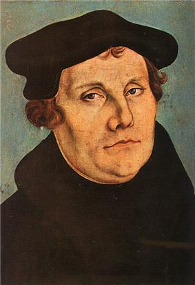 Portrait by Lucas Cranach der Ältere