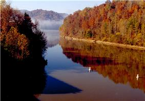 Martins Fork Lake