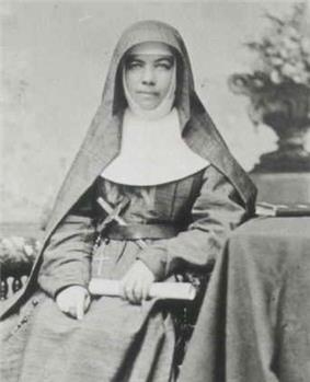 St. Mary MacKillop.