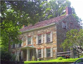 Mary Van Duzer-Sayer House