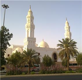 Mosque of the two Qiblas