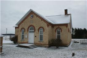 Mason District Number 5 Schoolhouse
