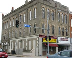 Osceola Masonic Block