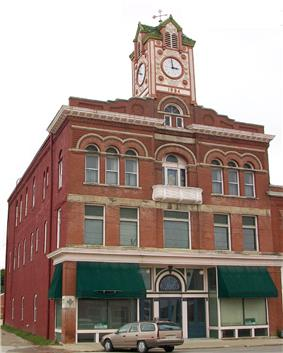Masonic Temple Building
