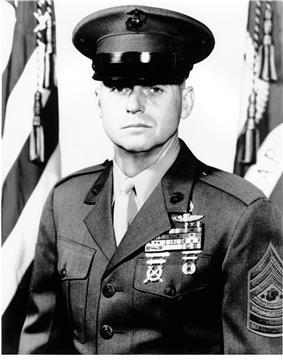 black & white photograph of John R. Massaro