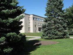 Massey library at Royal Military College of Canada