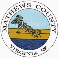 Seal of Mathews County, Virginia