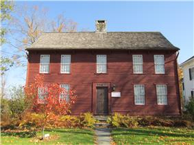 Home of the Newtown Historical Society