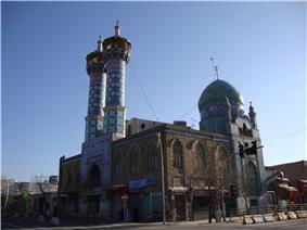 Yahya Monument, Sabzevar