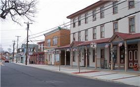 Main Street in Mays Landing in 2006