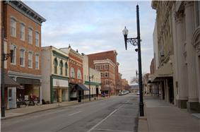 Maysville Downtown Historic District