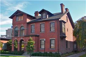 McClintock Hall