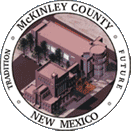 Seal of McKinley County, New Mexico
