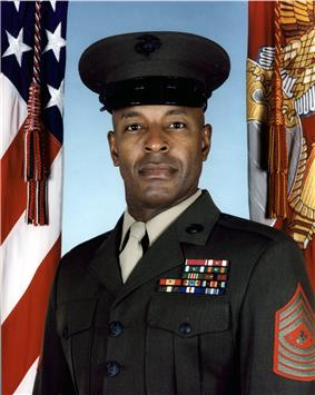 color photograph of Alford L. McMichael