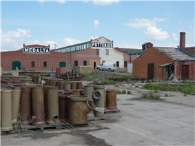 Medalta Potteries