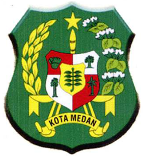 Official seal of Medan
