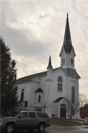 First Baptist Church of Medfield