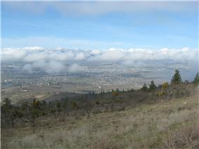 Medford from Roxy Ann Peak