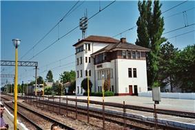 Medgidia railway station