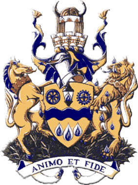 Coat of arms of Medicine Hat
