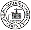 Seal of Medina County, Ohio