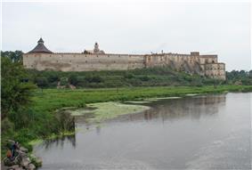 Medzhybizh Castle today