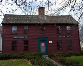 Meigs-Bishop House