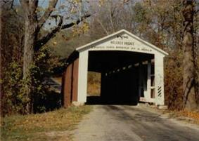 Melcher Bridge